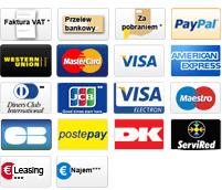 Formy Płatności kameryszpiegowskie.com